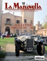 RALLY FIVA - Automotoclub Storico Italiano