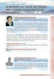 January-June 2012 Report - Programa Somos Defensores - Page 5