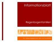 Flyer Regenbogenfamilien in der Schweiz - Verband von Lesben ...