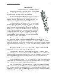 Read Revelation 5 The seven-sealed scroll - NetBibleStudy.com
