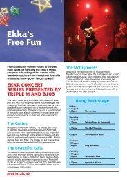 Music - Ekka