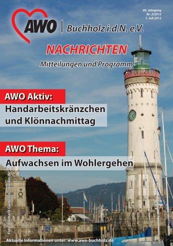 NACHRICHTEN - AWO Buchholz