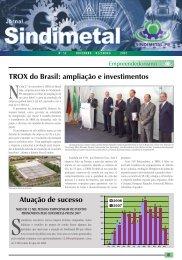 Edição nº 52 - Novembro / Dezembro - Sindimetal/PR