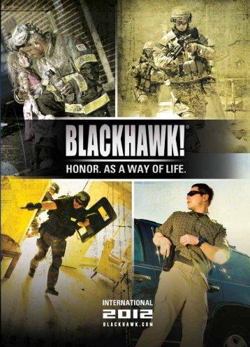 BLACKHAWK CATALOG Part 1 - Public Safety Equipment Company ...