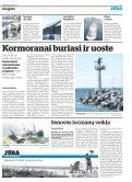 Uosto prioritetas – didesni gyliai - Diena.lt - Page 3