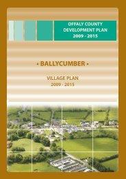 Ballycumber.pdf - Offaly County Council