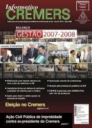 Julho 2008 - Cremers