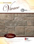 Vivace Specifications - Brampton Brick - Page 5