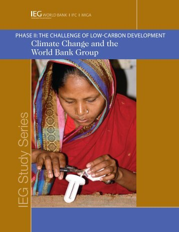 The Challenge of Low-Carbon Development - World Bank Internet ...