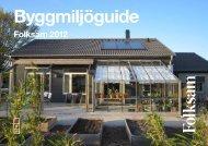 Folksams byggmiljöguide 2012 - Swedwatch
