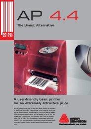 AP 4.4 Printer - Avery Dennison