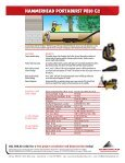 PortaBurst PB30 G2 Brochure - HammerHead - Page 2