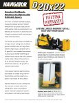 Greater Pullback, Smaller Footprint Set D20x22 Apart. - Page 2