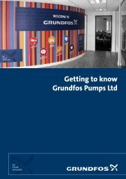 For more information about about Grundfos Pumps Ltd. click here