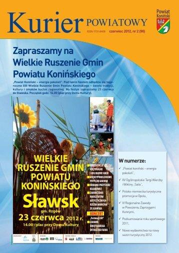 Kurier Powiatowy nr 2 - Powiat koniński