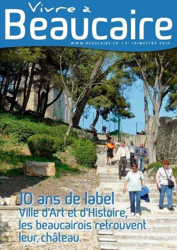 10 ans de label - Beaucaire