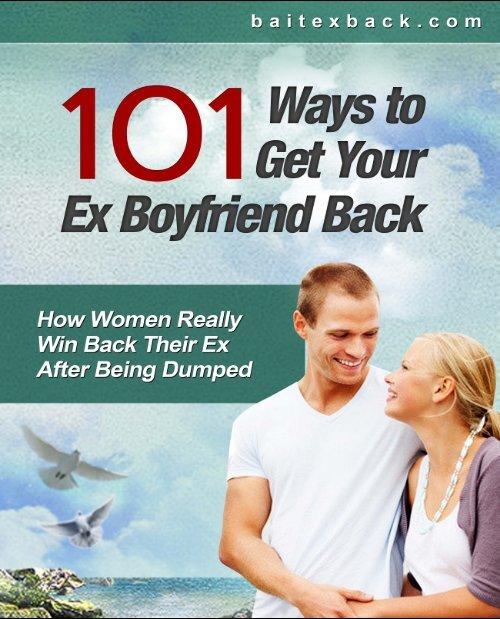 Win ex boyfriend back