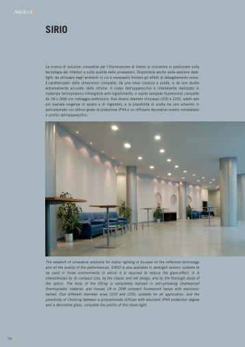 Brochure di prodotto - Arcluce