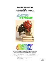 175 engine manual - Bailey Aviation