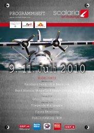 Am Samstag, 10. Juli ab 15 Uhr - scalaria airchallenge 2011