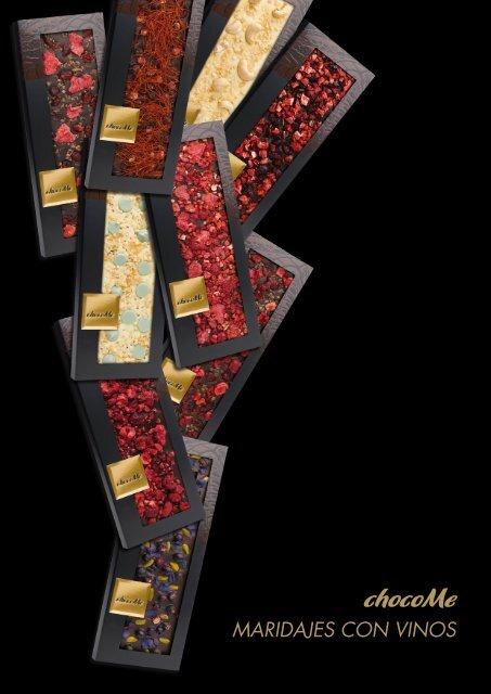 Spanish Wine Catalogue Book - chocome