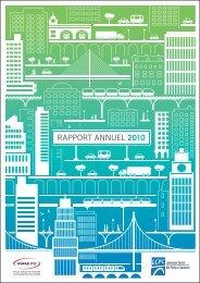 Rapport d'activité 2010 - Ifsttar
