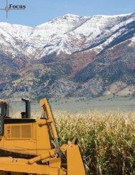Focus - Utah Department of Agriculture and Food
