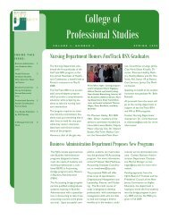 CPS Newsletter Spring-08 draft 8 - New Jersey City University