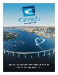 here - Coronado Tourism Improvement District