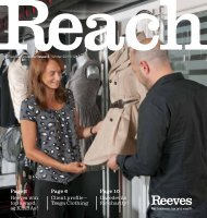 Newsletter Winter 2011/12 - Reeves