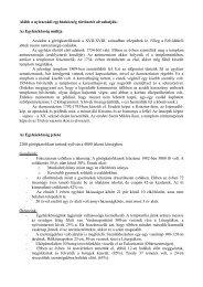 Alább a nyíracsádi egyházközség történetét olvashatják: Az ...