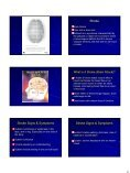 Stroke: Prevention and Management - Page 2