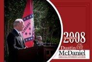 2008 Annual Report - Arkansas Attorney General