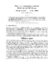 Pict: A Pr r mmin L n u  ) B s)4 n th) Pi-C lculus Benjamin C ... - Synrc
