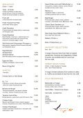 the river café menu - Ballina RSL Club - Page 2