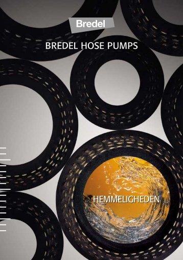 BREDEL HOSE PUMPS HEMMELIGHEDEN - Watson-Marlow GmbH