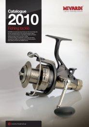 Catalogue Fishing tackle