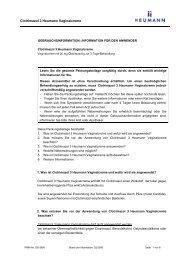 Gebrauchsinformation Clotrimazol 3 Heumann Vaginalcreme