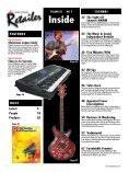 adobe pdf download - Music & Sound Retailer - Page 4