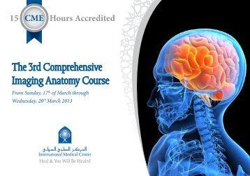 Course Flyer (PDF) - ESR - Congress Calendar