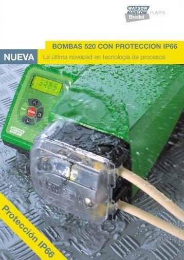 59% más de caudal • Protección IP66 - Watson-Marlow GmbH