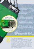 59% más de caudal • Protección IP66 - Watson-Marlow GmbH - Page 3