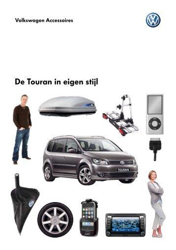 Prijslijst Volkswagen Touran accessoires per 01-03-11.pdf - Fleetwise