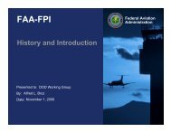 FAA - FPI History and Introduction - Center for Nondestructive ...