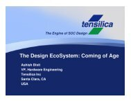 The Design EcoSystem: Coming of Age