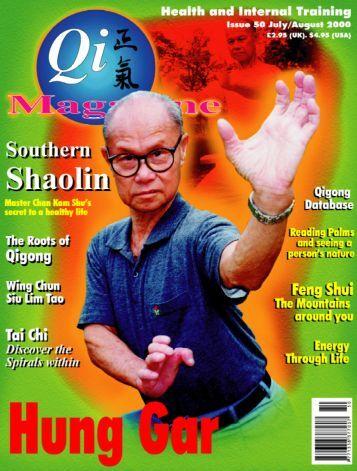 Issue 50 - Tse Qigong Centre