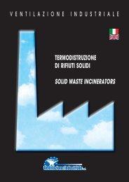 termodistruzione di rifiuti solidi solid waste incinerators