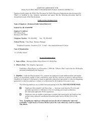 403 (b) Adoption Agreement - Dickinson Public Schools