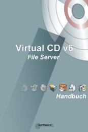 Virtual CD v6 File Server - H+H Software GmbH