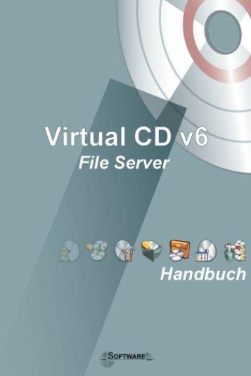 Virtual CD v6 File Server - H+H Software GmbH